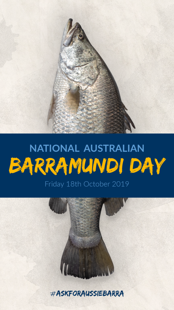 Image of fish in National Barramundi Day Story